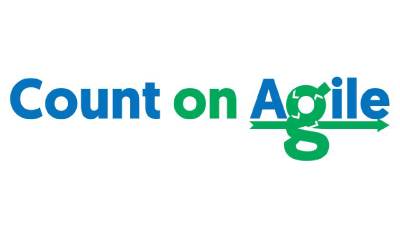Count on Agile logo