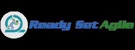 Ready Set Agile Logo