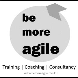 Be More Agile Logo