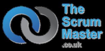 The Scrum Master Logo