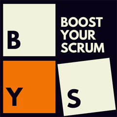 Boost Your Scrum Logo