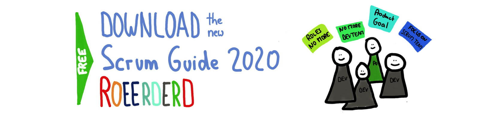 Download the Scrum Guide 2020 Reordered for Free