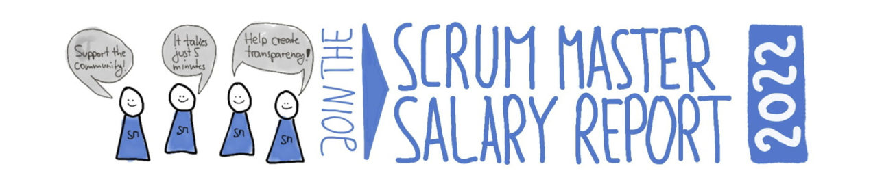 Join the Scrum Master Salary Report 2022