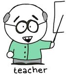 SM as a Teacher