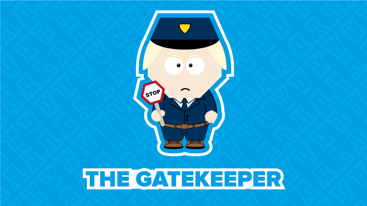 the gatekeeper