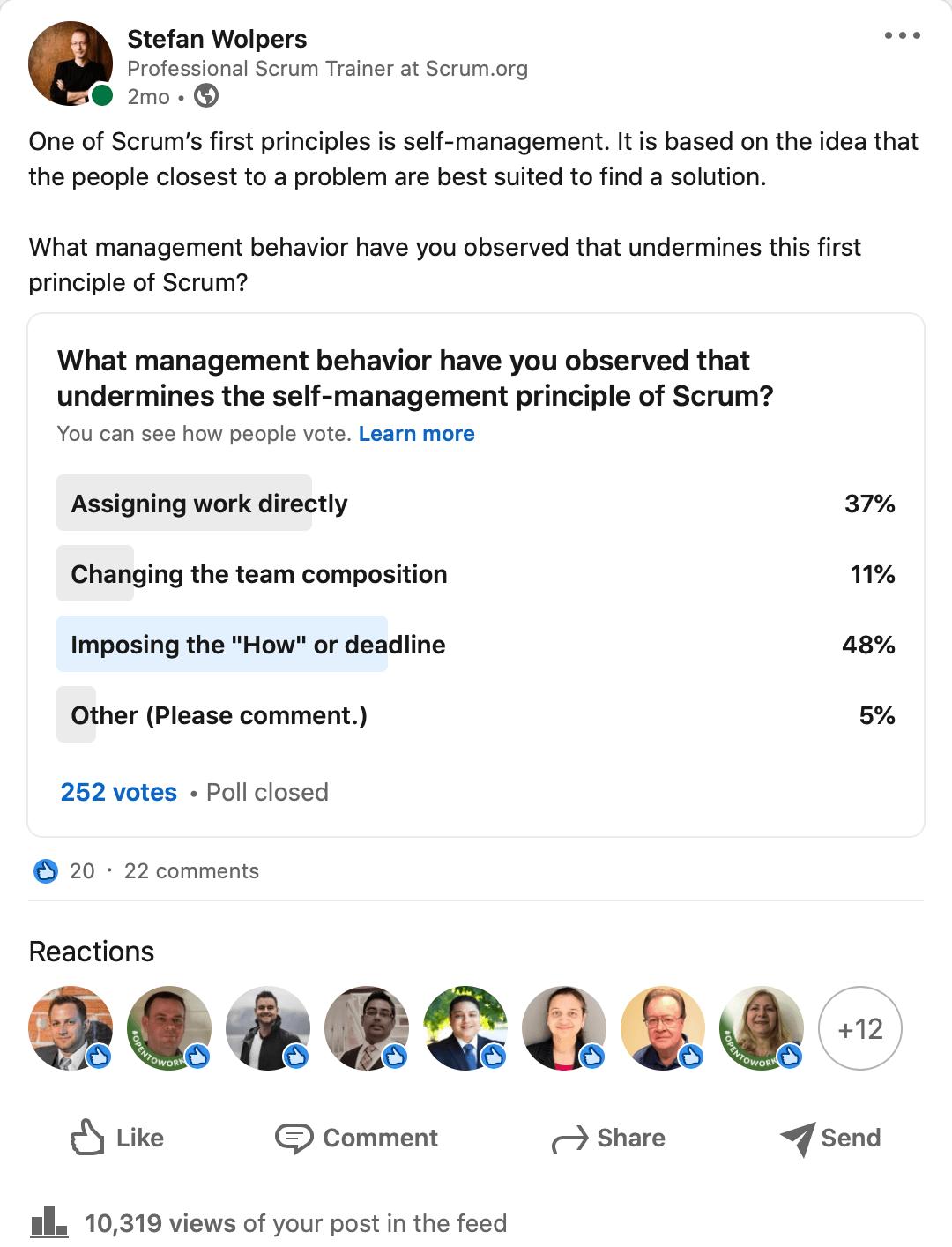 Management Anti-Patterns
