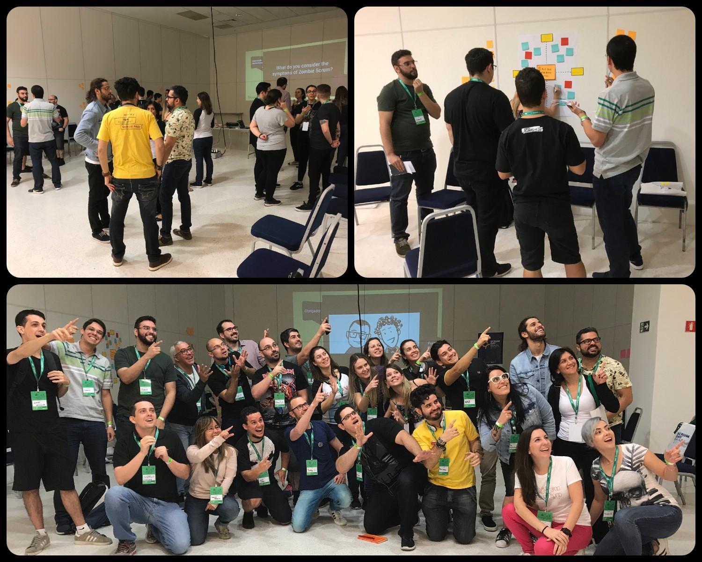 Workshop at Scrum Day Brazil