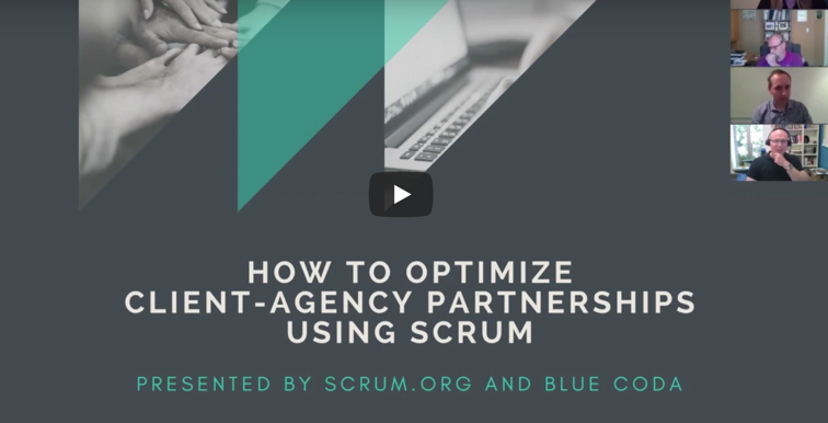 How to Optimize the Client Agency Partnership with Scrum