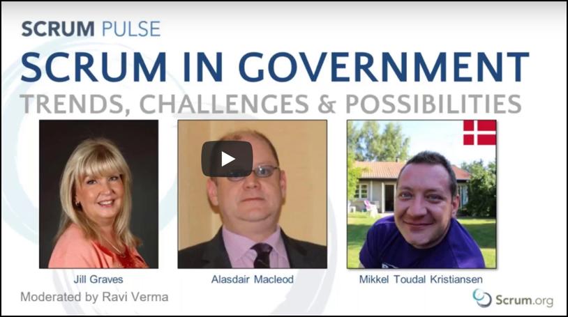 Scrum in Government
