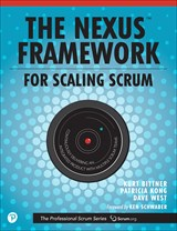 Scaling Scrum with Nexus Book Cover