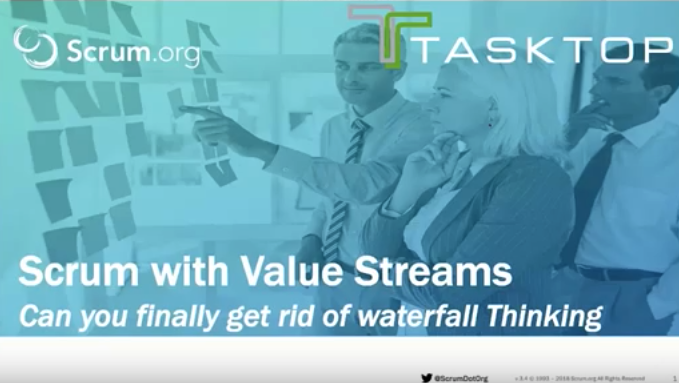 """Scrum With Value Streams"""