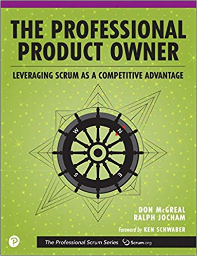 Professional Scrum Product Owner Book