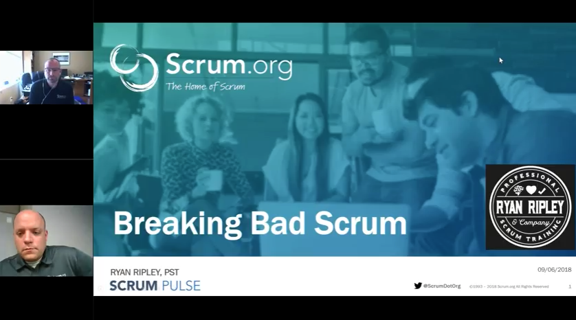 """Breaking Bad Scrum"""