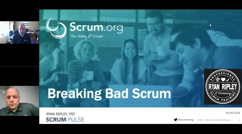 """Breaking Bad Scrum"""