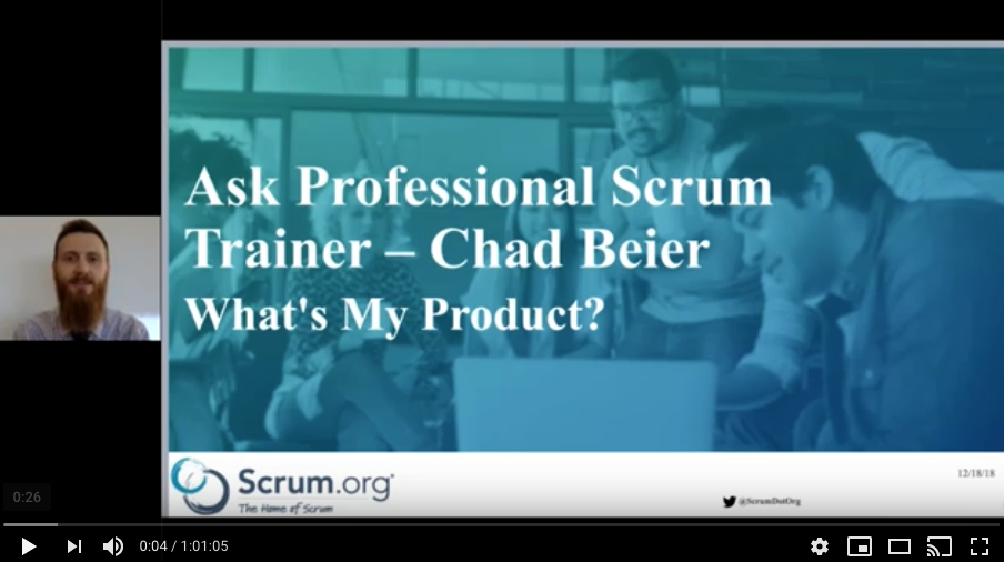 """Ask a PST Chad Beier"""