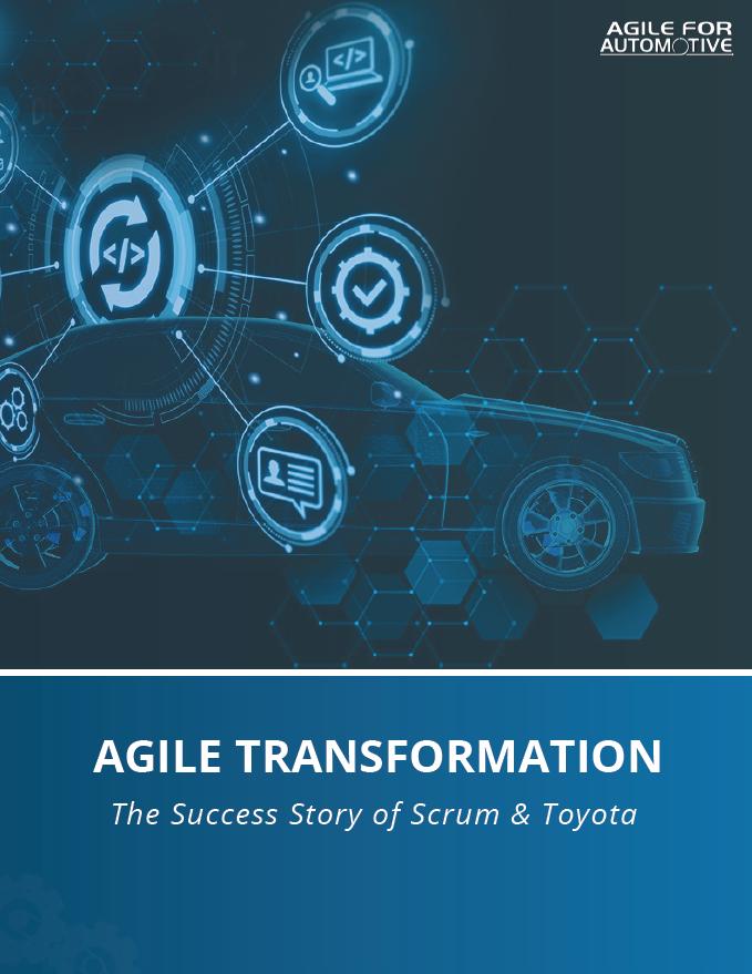 """agile for automotive"""
