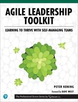 Agile Leadership Book Cover