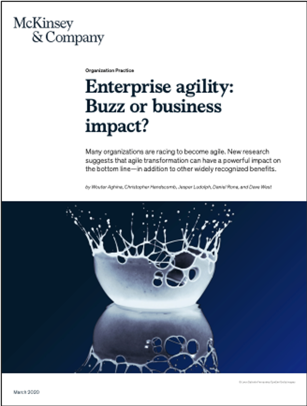 """enterprise Agility"""
