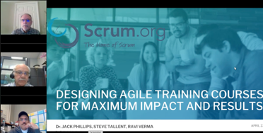 Designing Agile Training picture
