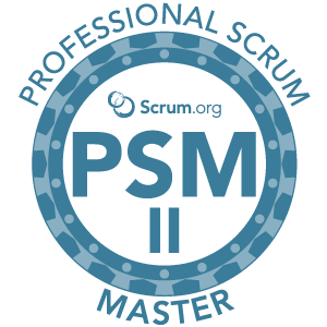 PSM II Course Logo