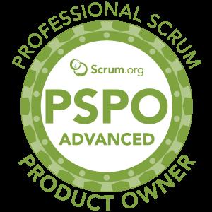 PSPO A Course Logo