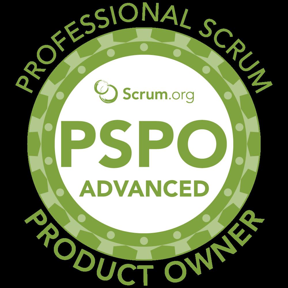 PSPO A Training Logo