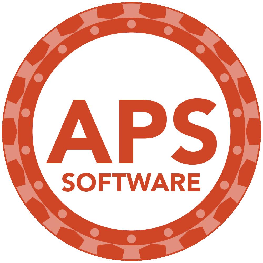 APS-SD badge