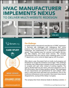 """HVAC Nexus Case Study"""