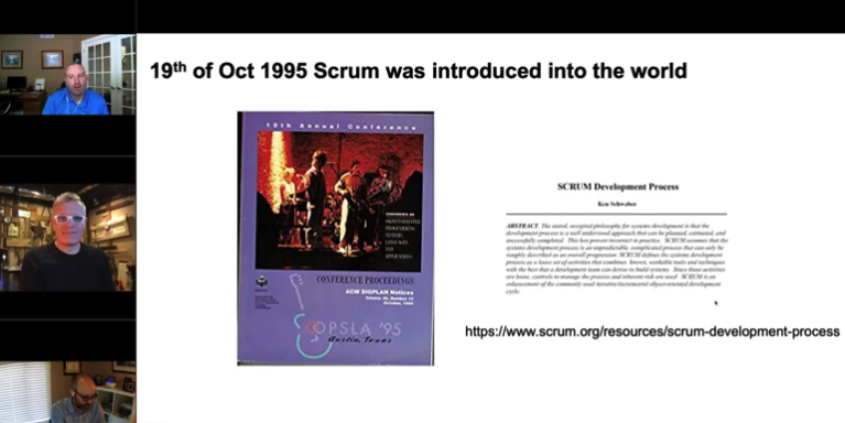 """Scrum Guide"""