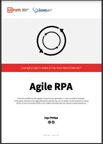 """""""Agile RPA"""""""