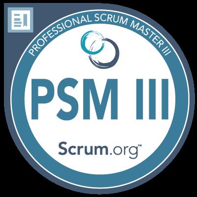 PSM III认证