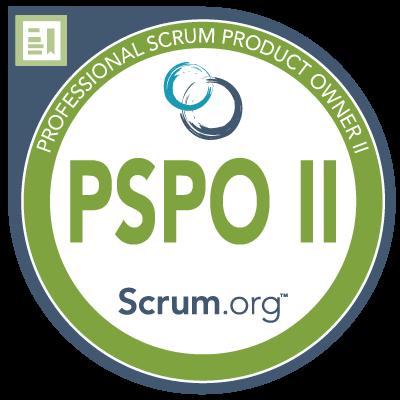 PSPO II认证