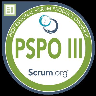 PSPO III认证