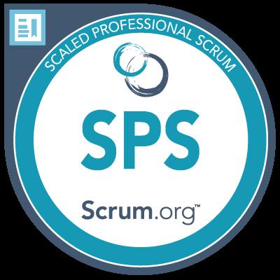 缩放专业Scrum认证