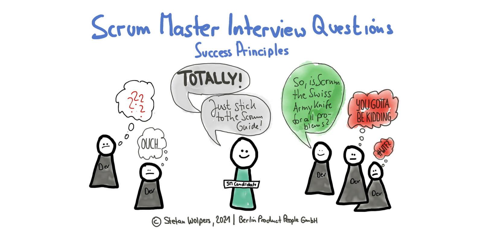 Scrum Success Principles and Indicators — 51 Scrum Master Interview Questions (5)