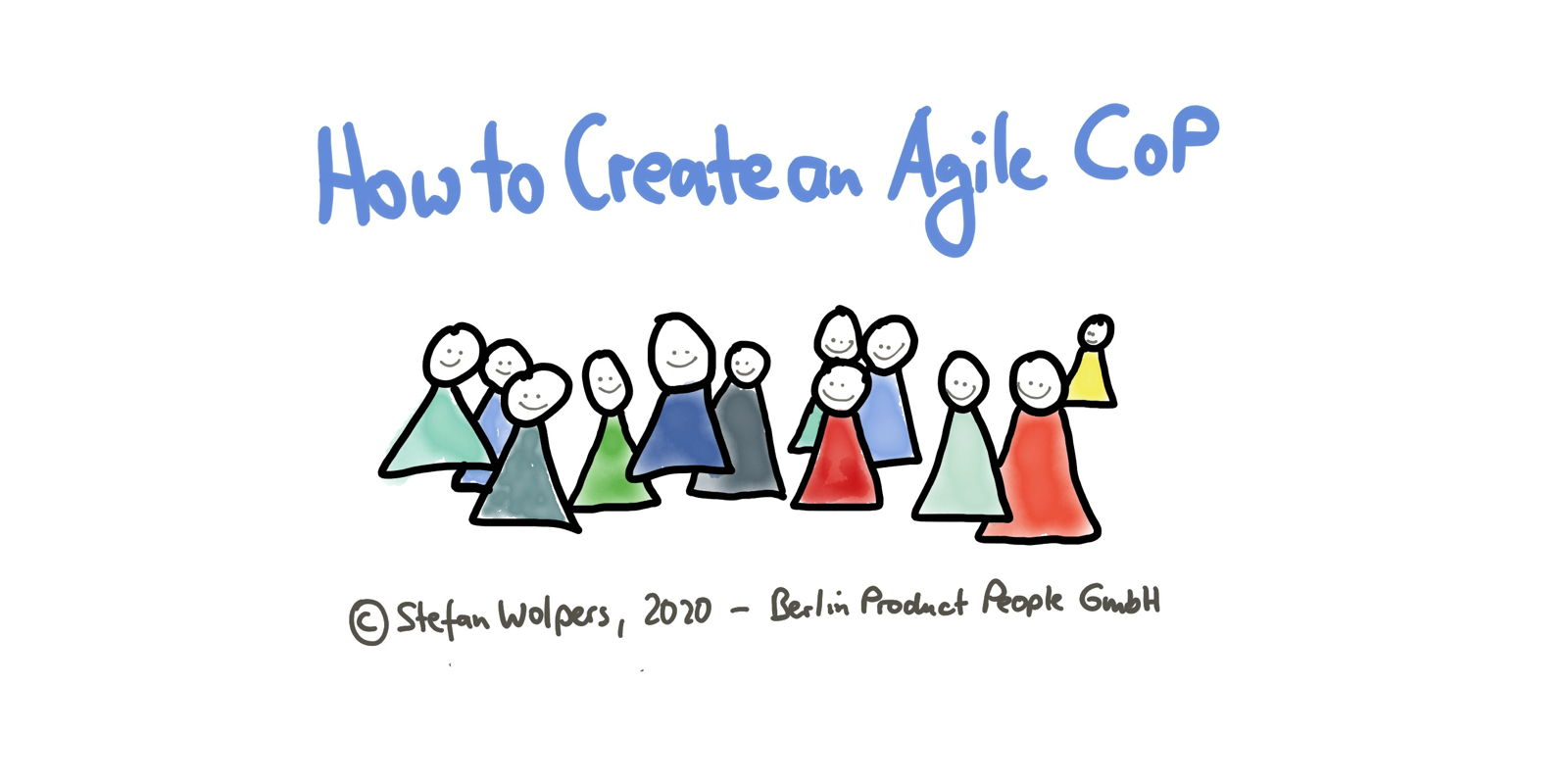 How to Create an Agile Community of Practice