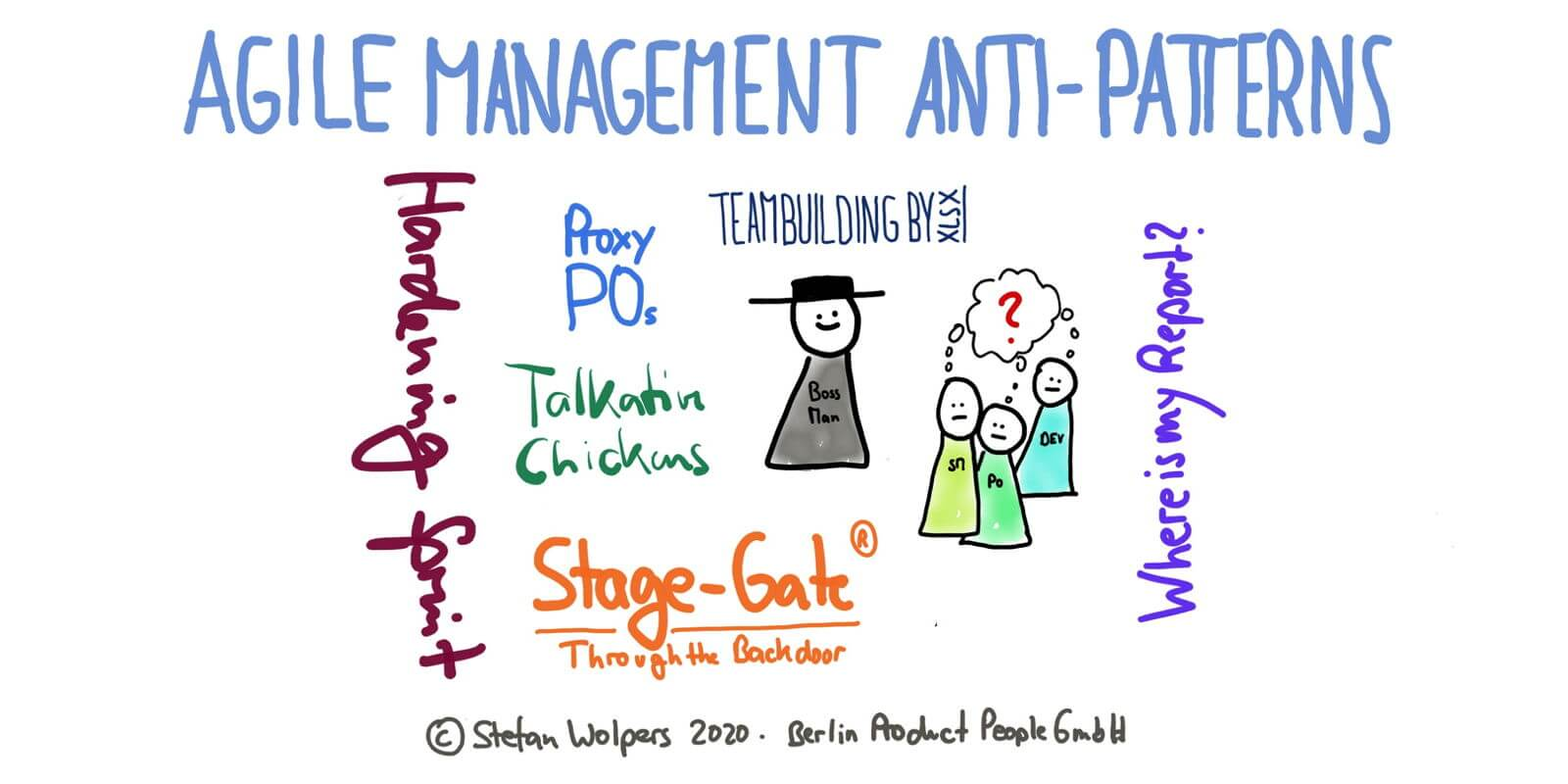 Agile Management Anti-Patterns