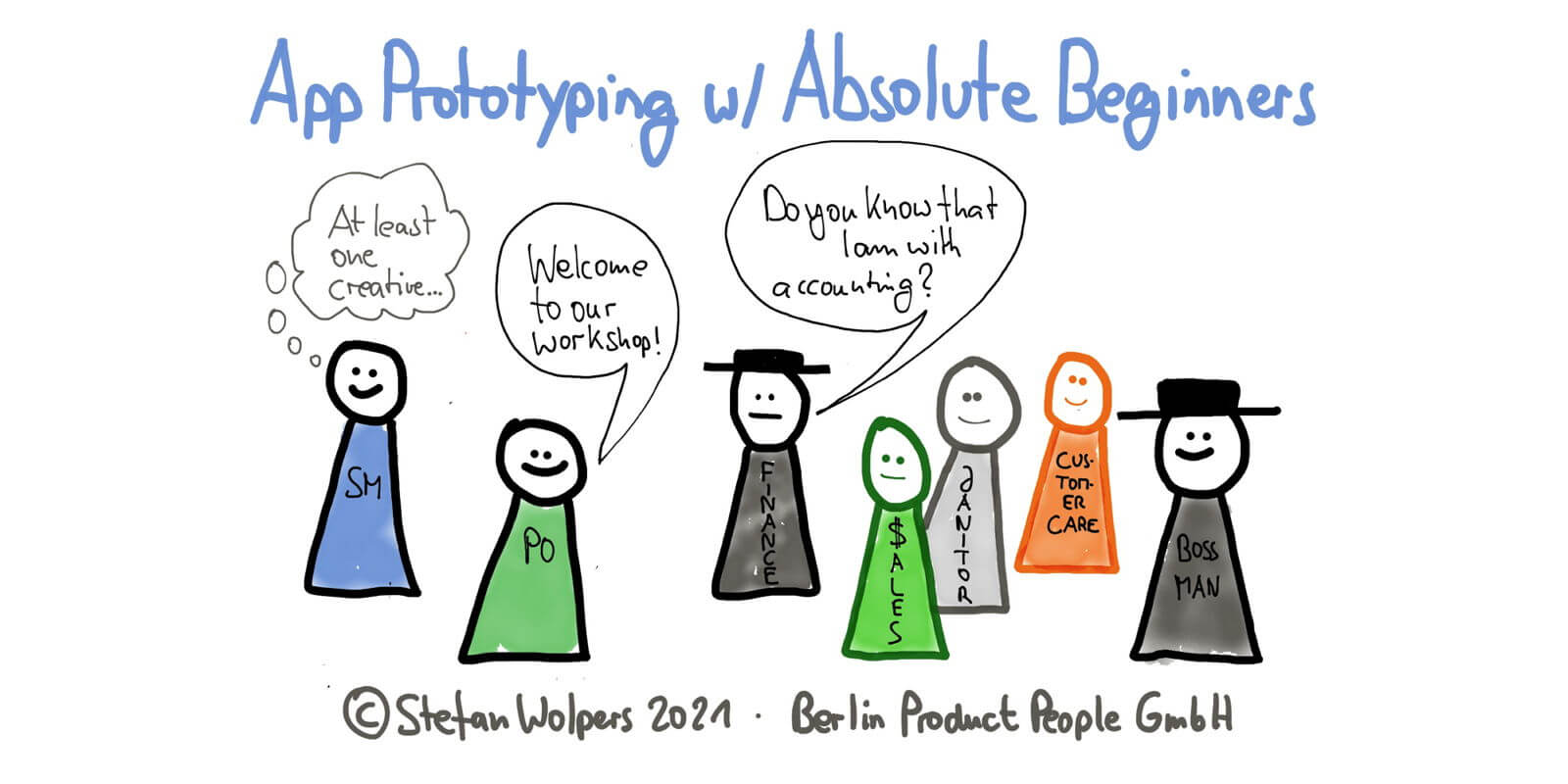 App Prototyping with Absolute Beginners – Creating an Understanding of How Empiricism Works among Stakeholders