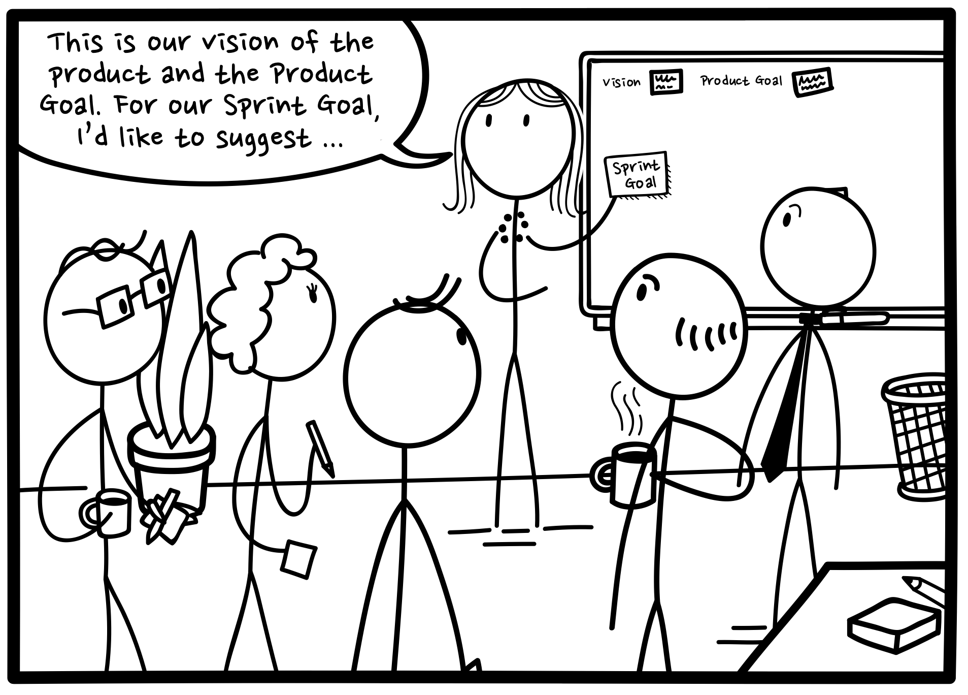 Vision and Product Goal ...