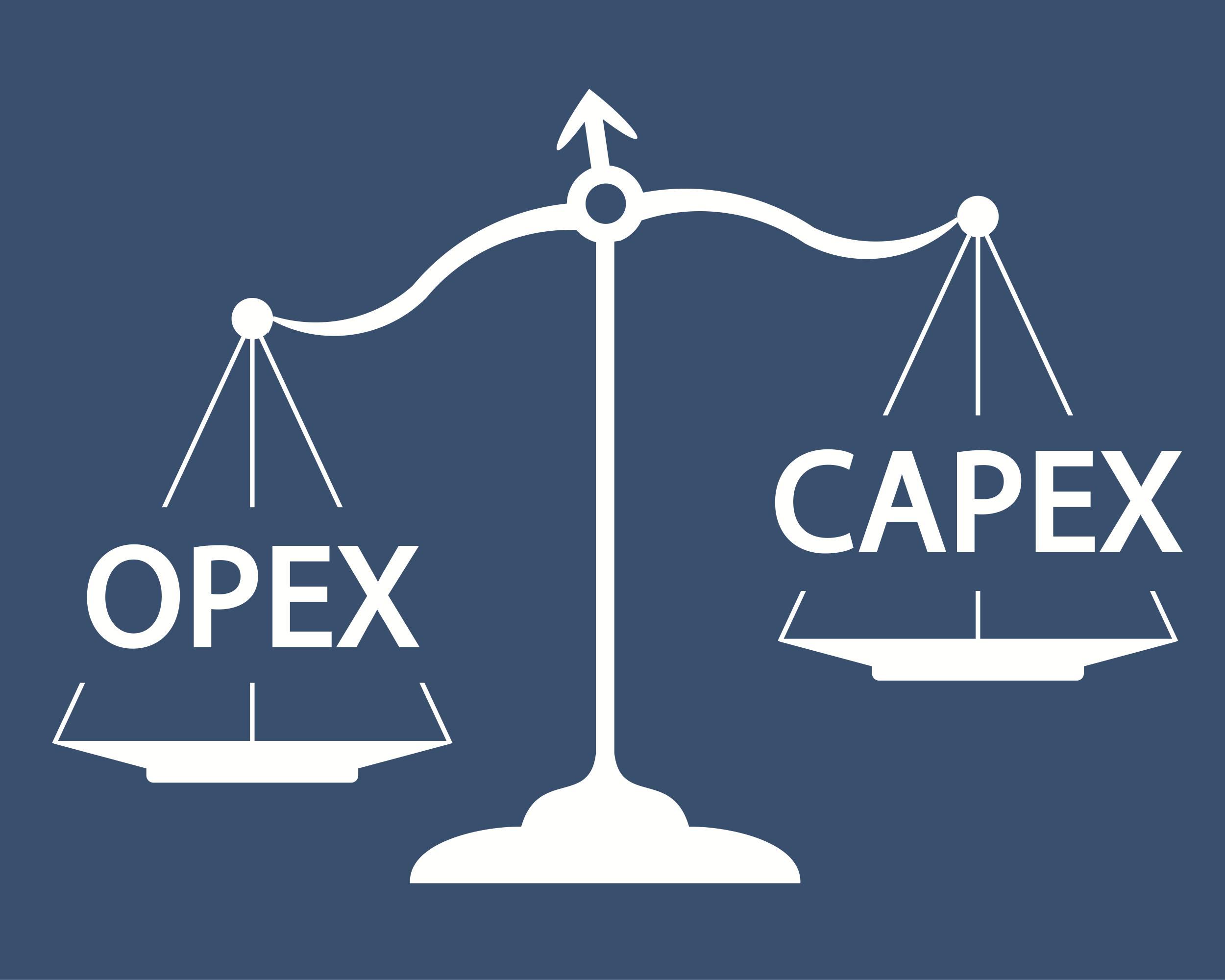 CapEx or OpEx