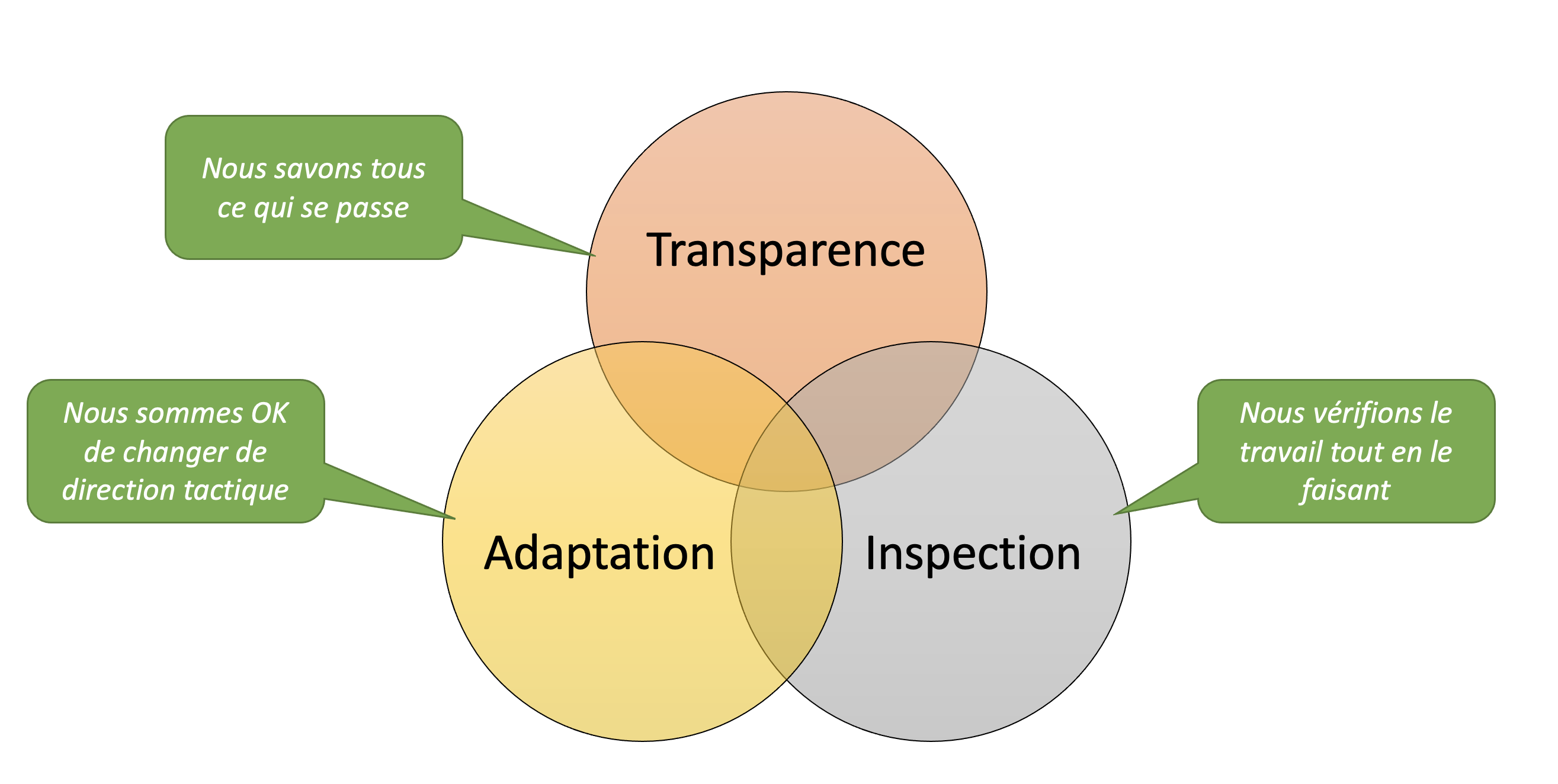 Transparence, inspection et adaptation