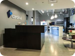 Cardinal Columbus office