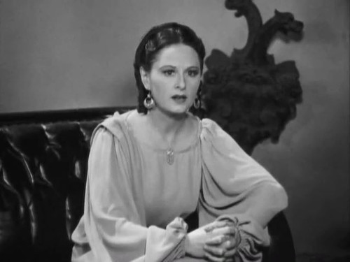 Gloria Roy in Charlie Chan's Secret, 1936, via Wikimedia Commons