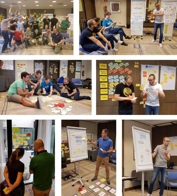 Fotos de la edición PSM II en Barcelona con www.itnove.com
