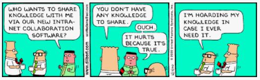 来自Dilbert的合作