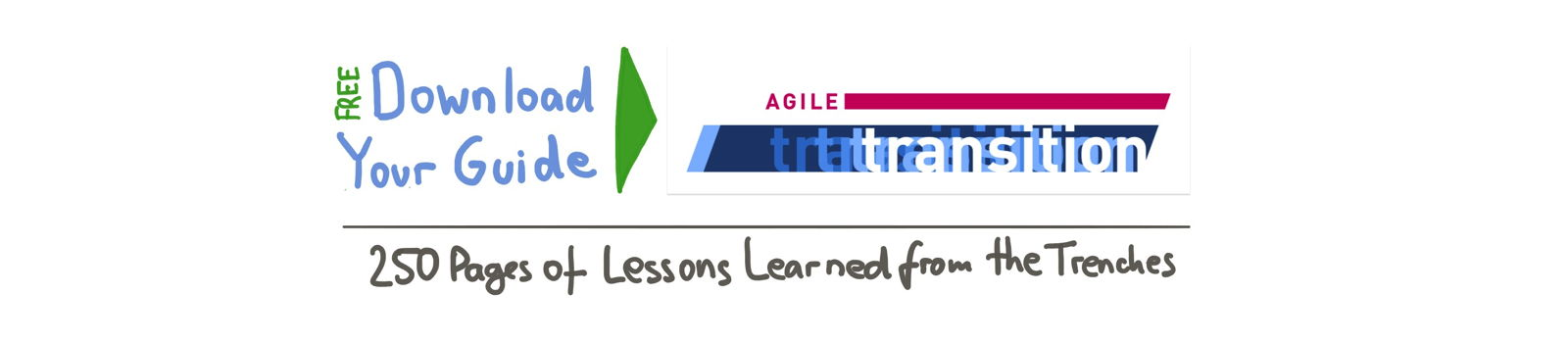 Download the free Agile Transition Ebook