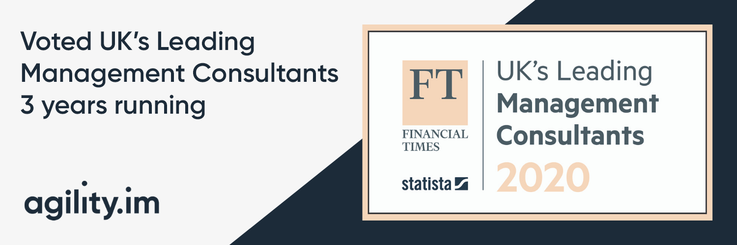 FT voted ups leading management consultants 3 years running