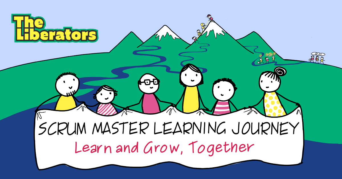 Learn & Grow Together as Scrum Masters