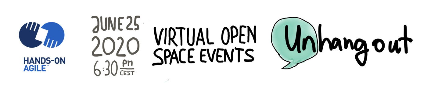 June 25, 2020: Exploring Virtual Open Space Events w/ MIT's Unhangout Application