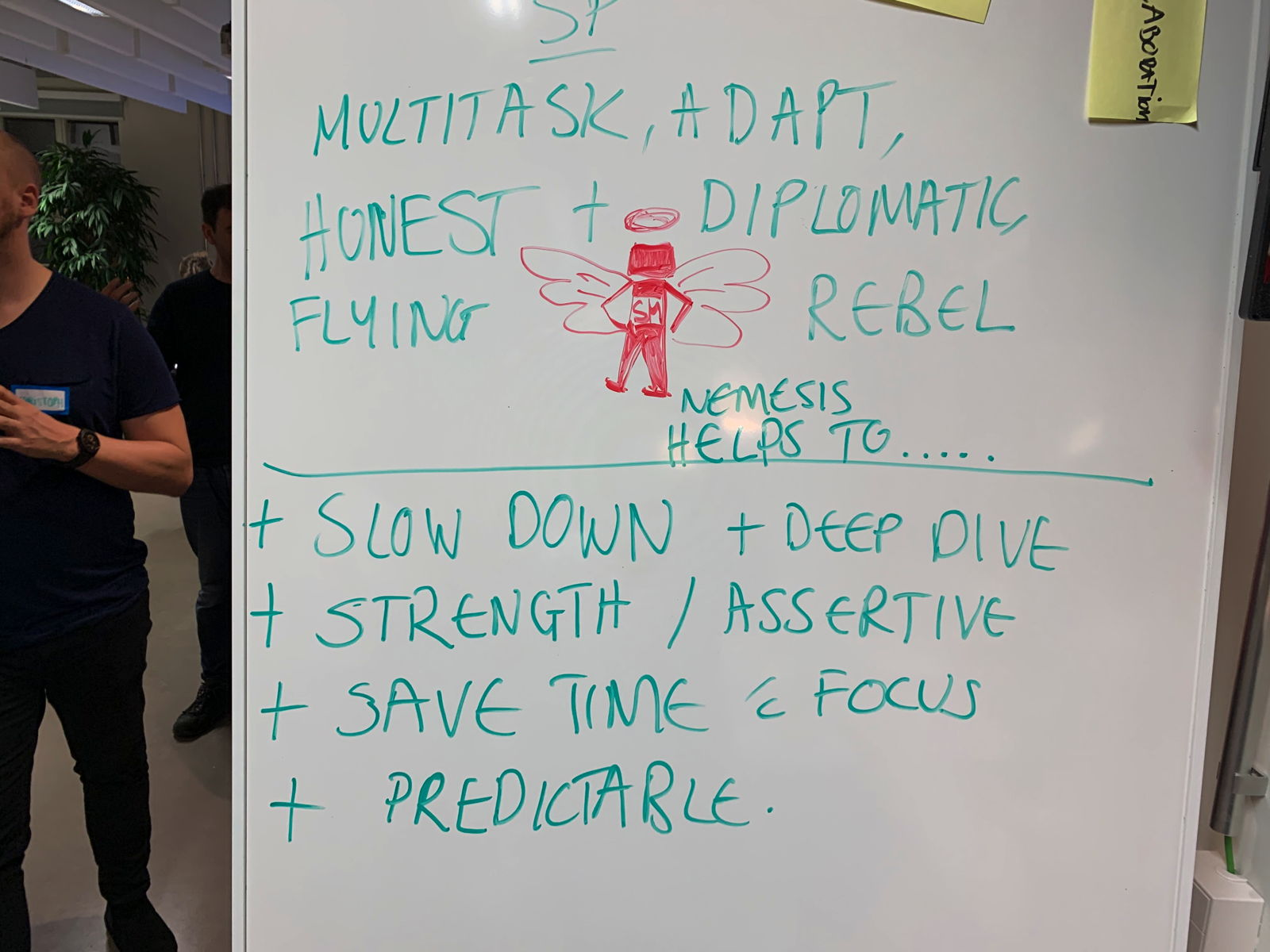 The Successful Scrum Master: Super Power Cakewalk — Liberating Structures for Scrum (6)